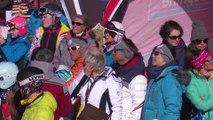 FFS TV - CHATEL - Championnats de France de Ski Alpin - Slalom Dame - Manche 1 - Mars 2018