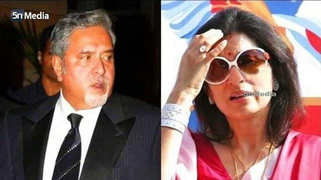 Vijay Mallya third wife _ Vijay Mallya Set For Third Marriage _ Pinky Lalwani _ 5nMedia