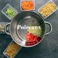 Miam une recette de One pot pasta ! Pour un plat simple, complet et rapide !Pour plus de One pot pasta ->