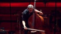 Claude Tchamitchian à la contrebasse -  (extrait) A l'improviste