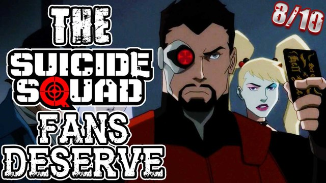 A Suicide Squad Worth Watching - Suicide Squad: Hell To Pay | NerdWire Review