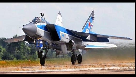 Rusia dice que está trabajando en un MiG-41 experimental