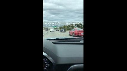 Mid-Engine Corvette Spy Video 1