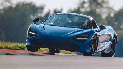 McLaren 720S - Three Lap Review