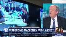 """Jean-Louis Bruguière, ancien juge anti-terroriste: """"Côté sécuritaire, on peut difficilement aller plus loin"""""""