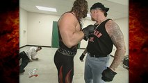 The Undertaker & Kane Segments (Kane Stops Undertaker from Destroying Shane) 6/7/01