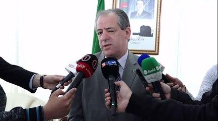 Le MJS, Ould-Ali parle de la défaite de l'Equipe Nationale