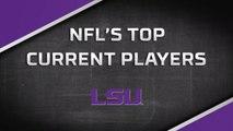Ranking the best LSU alumni in the NFL