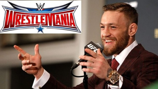 Will Conor McGregor Show Up To WRESTLEMANIA With Ronda Rousey?