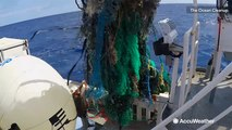 Great Pacific Garbage Patch: A trash pile twice the size of Texas
