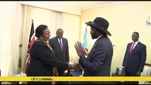 S.Sudan: Kenya's president Uhuru Kenyatta pays mediation visit to Juba