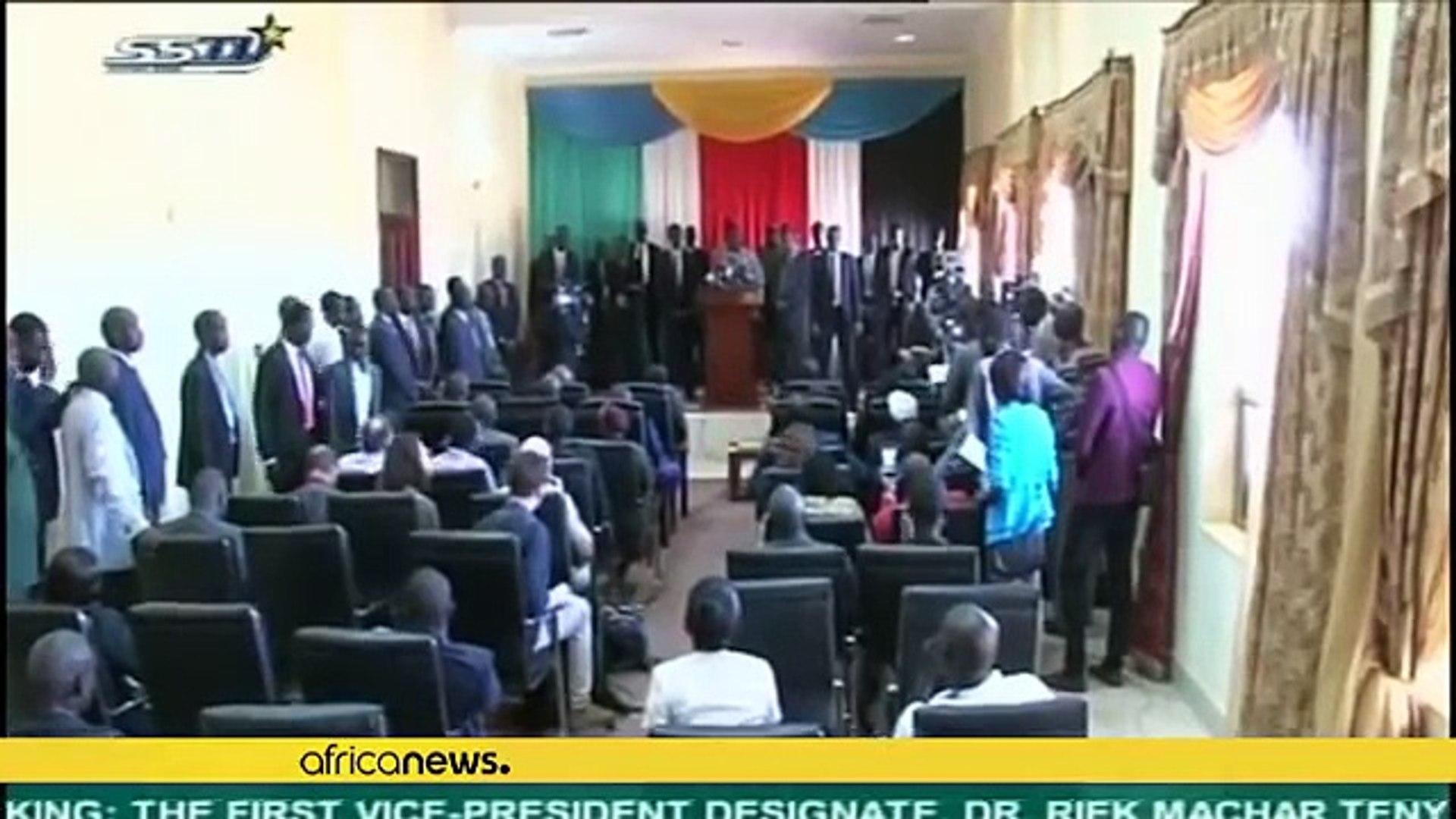 Machar flees South Sudan after botched assassination attempt