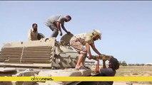 Libya: Noose tightens on ISIS militants at Sirte
