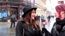 SVI SU JE GLEDALI Seka Aleksić je danas prošetala Knez Mihailovom