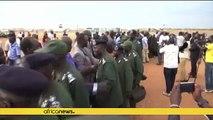 South Sudan rebels move into Juba ahead of Machar's arrival