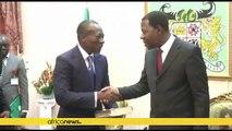 Patrice Talon and Boni Yayi bury the hatchet?