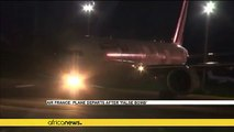 Air France Departs After 'Fake Bomb' Forces Emergency Landing