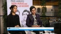 Sacharow-Preis an zwei versklavte Frauen | DW Nachrichten