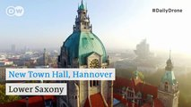 #DailyDrone: Neues Rathaus, Hannover