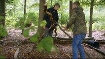 Survival-Training in der Wildnis   Euromaxx