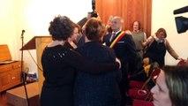 Silly: l'ambassadrice d'Israël présente la distinction de Justes parmi les Nations décernée à la famille Spiltoir