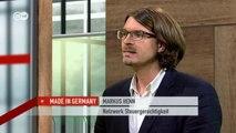 Interview: Steuerhinterziehung und Geldwäsche - alles außer Kontrolle? | Made in Germany