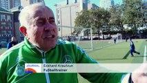Krautzun trainiert chinesische Nachwuchs-Kicker  | Journal