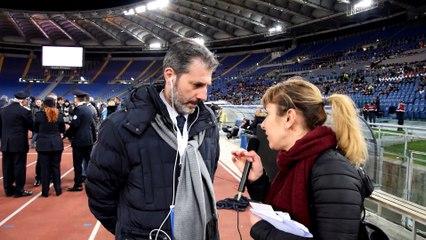 Roma: Gianluca Guerrisi  intervistato da Pamela Crusco