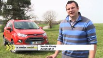 Kleines Weltauto: Ford Eco Sport | Motor mobil