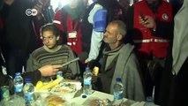 Syrien: Zivilisten aus Homs gebracht   Journal