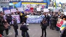 Ukraine: Aufgeheizte Stimmung in Kiew   Journal