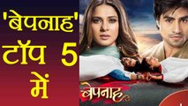 Bepannaah: Jennifer Winget - Harshad Chopra's show TOPS the TRP charts | FilmiBeat