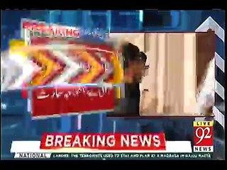 Intense Fight Between Wajid Zia aur Khawaja Haris