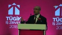 Başbakan Yardımcısı Mehmet Şimşek: 'Türkiye ekonomisi hem büyümüş hem bu büyüme tabana yaygın, kapsayıcı herkesin hissetmesi gereken, hissettiğini düşündüğümüz bu dönemde yoksullukta azaldı'