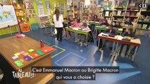 """Marlène Schiappa dans Au Tableau : """"Je pense que les décisions d'Emmanuel Macron sont prises en concertation avec Brigitte Macron."""""""
