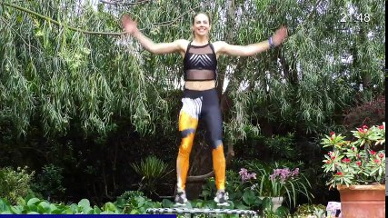 Trampoline- Cardio Workout - Trampoline Workout to Lose Weight Fast