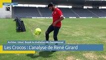 Nîmes Olympique René Girard analyse la saison des Crocos