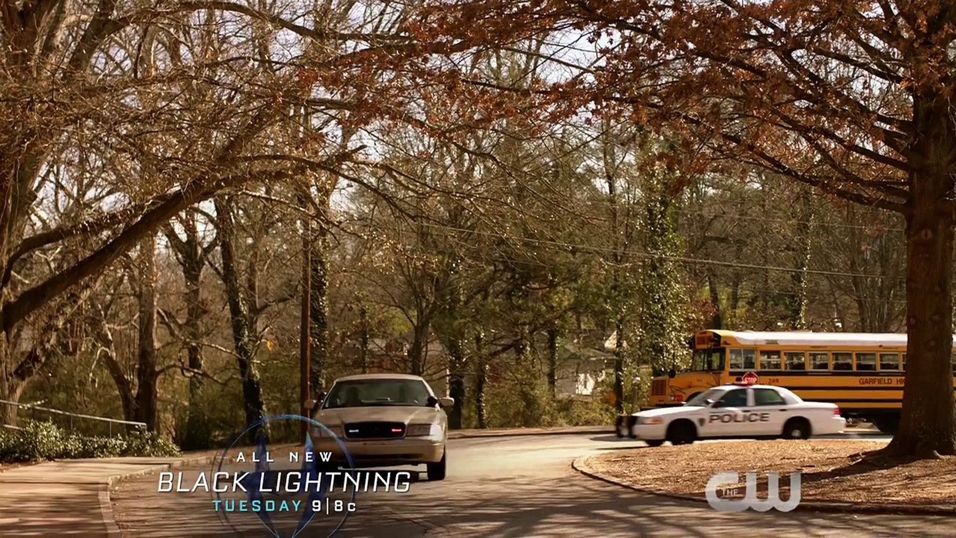 Black Lightning Season 1 Episode 11 // Black Jesus: The Book of Crucifixion //