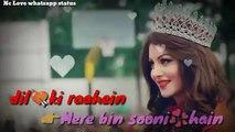 Aashiq banaya apne ( whatsapp status video ) HATE STORY 4 songs - Urvashi Rautela - Neha kakkar