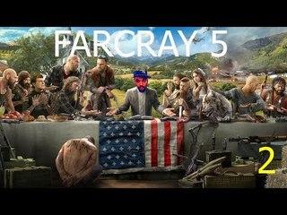 "2#FAR CRY 5 ""Deprisa , Deprisa"" | GAMEPLAY ESPAÑOL"