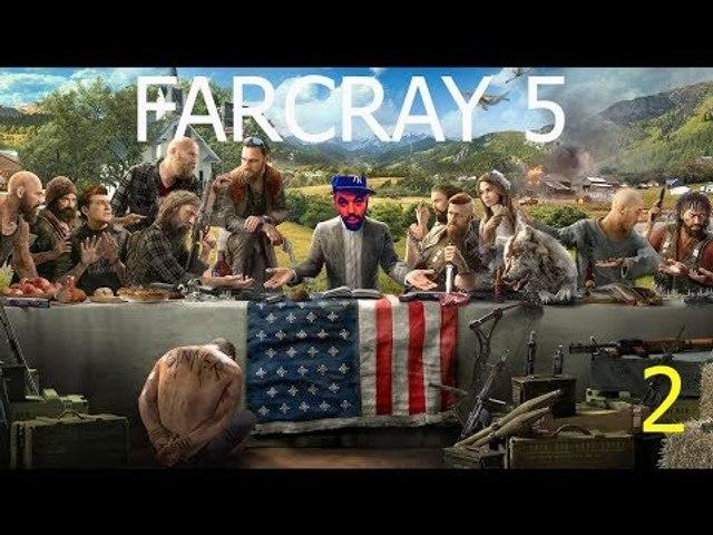 "2#FAR CRY 5 ""Deprisa , Deprisa""   GAMEPLAY ESPAÑOL"