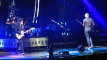 Muse - Interlude + Hysteria, Movistar Arena, Santiago, Chile  10/15/2015