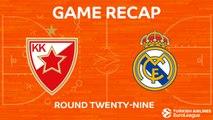 Highlights: Crvena Zvezda mts Belgrade - Real Madrid