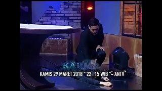 Roy Kiyoshi Kembali Diserang Tiba Tiba Pingsan Karma ANTV Ka