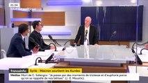 """Kurdes de Syrie : le communiste Olivier Dartigolles dénonce """"une épuration ethnique par Erdogan"""""""