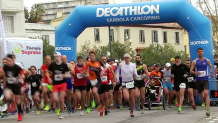 Le marathon d'Ajaccio fait le plein de participants