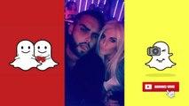 Nikola et Mélanie (MELAA3) EN COUPLE ?? ❤️ Ils sont très proches sur Snapchat !! Les Marseillais W9