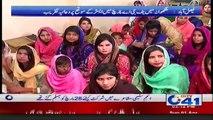 فیصل آباد  - ملکھوانہ میں ایف جی اے چرچ میں ایسٹر کے موقع پر تقریب کا اہتمام