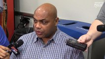 Charles Barkley calls out NCAA: 'We're never going to stop cheating'