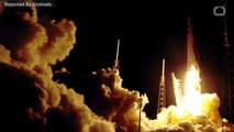 SpaceX Will Launch 5th Set Of 10 Satellites Into Orbit Today